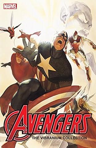 Avengers: The Vibranium Collection (Alex Hickman)