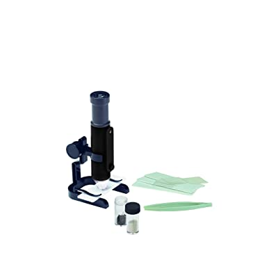 SmartLab Toys Indoor/Outdoor Microscope: Shar Levine, Don Roff: Toys & Games [5Bkhe0806816]