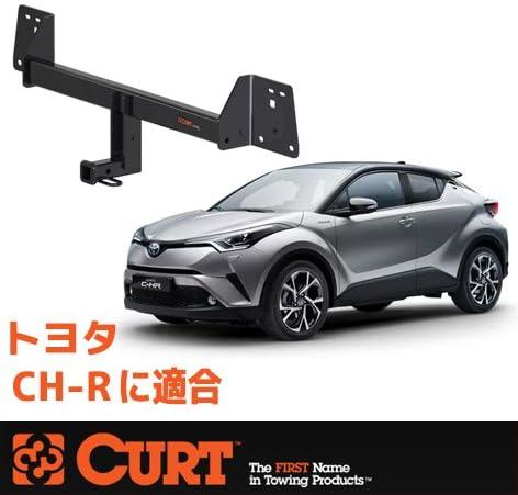 CURT 正規品 トヨタ C-HR 2016年以降現行 ヒッチメンバー 1.25インチ角 メーカー保証付