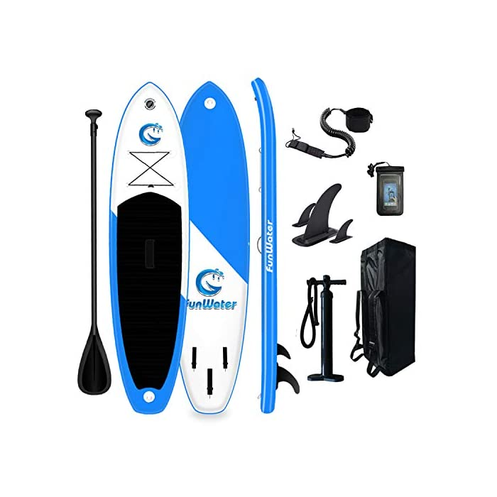 Tuxedo Sailor Inflatable Stand Up Paddle Board Surfboard