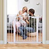 "Cumbor 40.6"" Auto Close Safety Baby Gate, Durable"