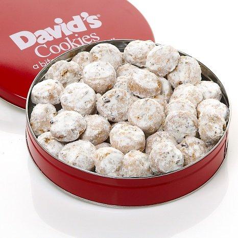Davids Cookies Butter Pecan Meltaways