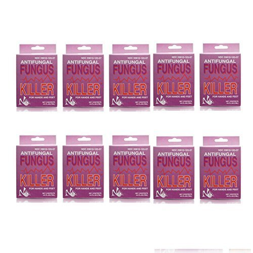No Miss Antifungal Fungus Killer 1/4oz/7ml - Made in USA (10 pieces) by No - In Shopping Usa Mall Online