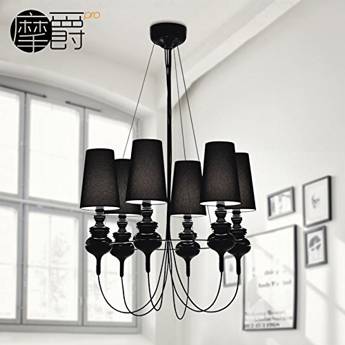 Leihongthebox Guard 6 Pendant Ceiling Lighting and antique works after Spain modern iron chandelier C,7055cm LED by Leihongthebox