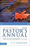 The Zondervan Pastor's Annual, T. T. Crabtree, 0310243653