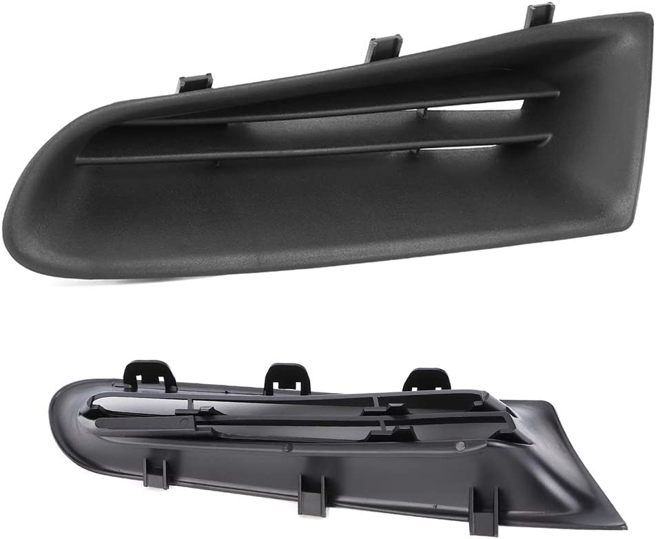 Front Bumper Grill 2009 Front Left Front Bumper Grill 7701208684 Accessory Compatible with Clio MK3 2005