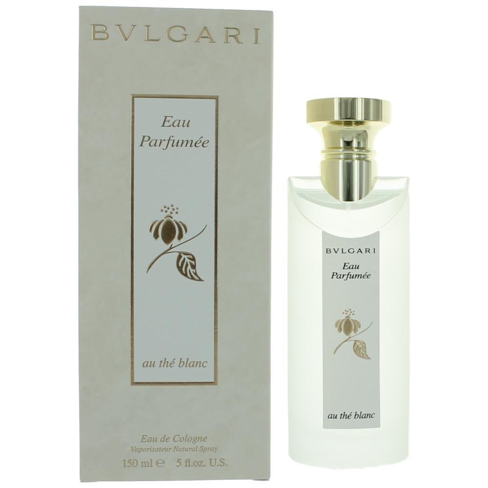 Bvlgari Eau Parfumée, eau thé blanc, 75 ml eau de cologne spray 0783320472503 48259