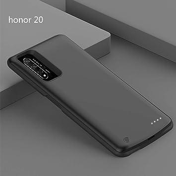 Compatible con Huawei Honor 20 Pro Funda batería, 6500mAh ...
