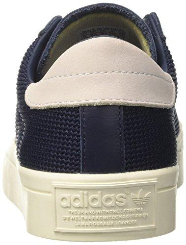 da adidas Navy Ginnastica Collegiate Navy Collegiate Uomo Ftwr White Basse Scarpe Vantage Court Blu 6wqSx6UBTn