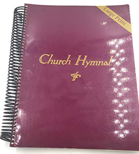 Church Hymnal (Large Print) ()