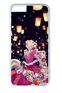 Anime Girl Princess Cute Hard For Iphone 5/5S Case Cover Case PC White Cases
