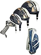 Wilson Women's Profile XD Golf Complete Set Cart Ladies