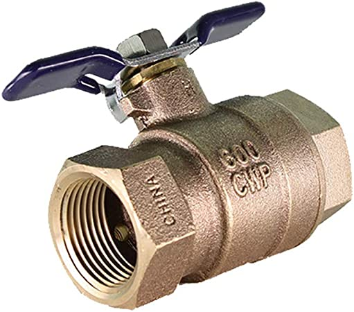 """Backflow Preventer with Unions LEAD-FREE IPS 1//2/"""" Threaded"""