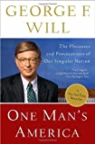 One Man's America, George Will, 0307454363