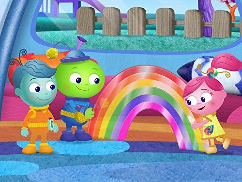(Juju's Rainbow / The Creative Galaxy)