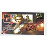 Red Dwarf BBC Series Official Collectable Stamp Cover SIGNED Craig Charles Lister
