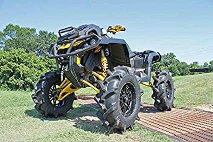 Can Am Outlander 1000 Xmr >> Amazon Com Can Am Outlander Xmr Red 6 Big Lift Kit With