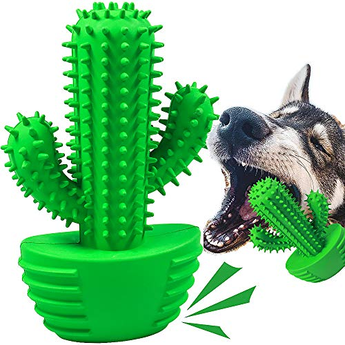 Dog Chew Toothbrush Teeth Cleaning Toys Puppy Brushing Stick Dental Oral Care for Pet