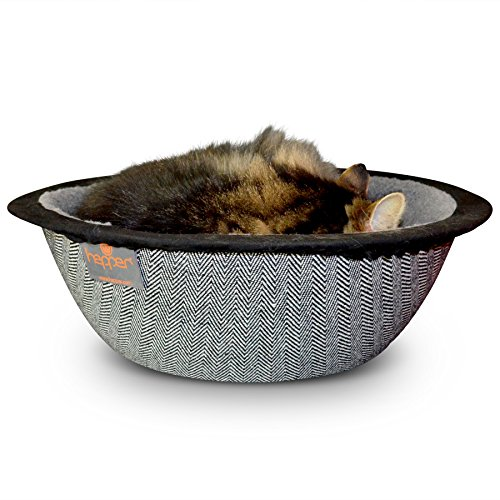 Hepper NEST CAT Bed Keep Fur Off Your Couch, Bed
