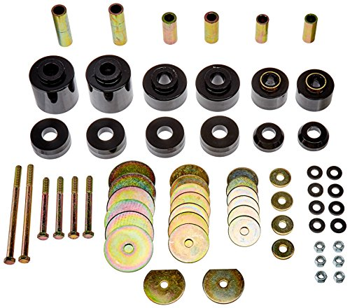 Energy Suspension 4.4123G BODY MOUNT BUSHING SET