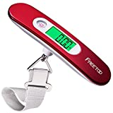 FREETOO Portable Luggage Scale Digital Travel Scale Suitcase Scales Weights with Tare Function 110...