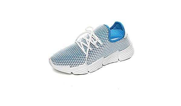 Color : Red, Size : 43 Mens Mesh Sneakers Spring//Summer//Fall Breathable//Comfort Casual Shoes Mens Lightweight Running Sports Shoes//Travel Shoes