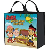 Jake and the Neverland Pirates Reuseable Pellon Treat Bag