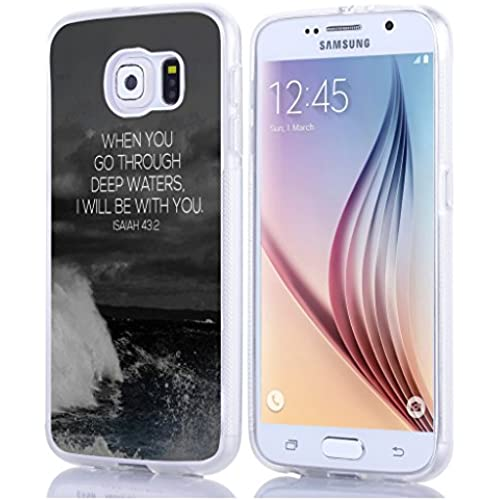 S7 Case Bible Verse, Samsung Galaxy S7 Case Bible Christian Quotes Isaiah Design Tpu Protective Sales