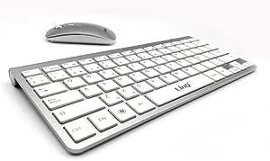 Linq Pack Teclado Y Raton INALAMBRICO para Mac PC Windows Wireless ...