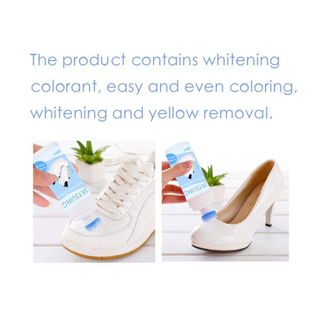OYTRO 50ML White Shoes Detergent Easy Removing Dirt Shoes Cleaner Shoe Care Kits & Sets