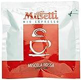 Musetti (Musetti over) Rossa cafe pod 150 pieces box