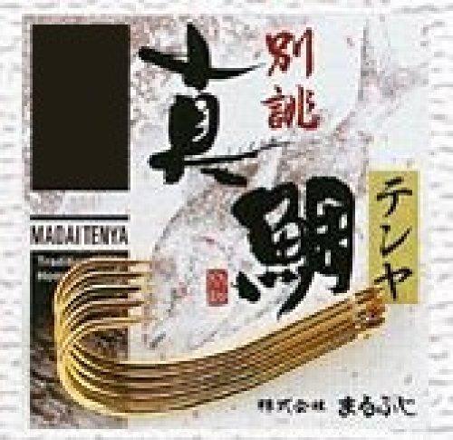 刺すライブメディックMarufuji(マルフジ) Z-048 別誂真鯛テンヤ(金) 18号