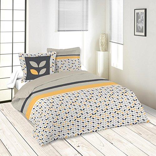Funda nórdica de 240 x 220 cm + 2 fundas de almohada de 65 x 65 cm ...