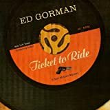 Front cover for the book Ticket to Ride by Ed Gorman