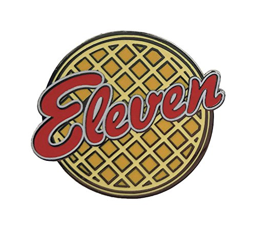Balanced Co. Stranger Things Eleven Enamel Pin