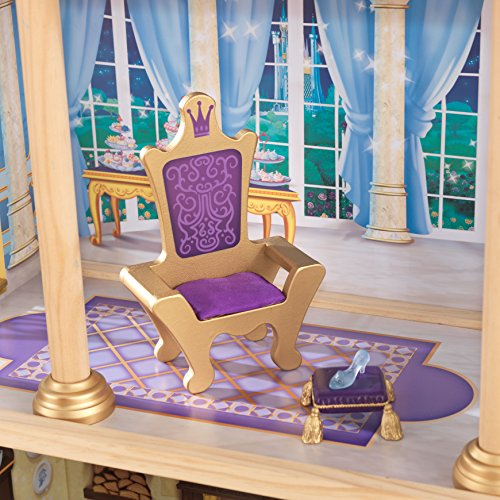 KidKraft Disney Princess Cinderella Royal Dreams Dollhouse- Exclusive (Amazon Exclusive)