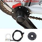 MAGT-Pedale-Biciclette-Assistente-del-sensore-Pedale-Sensore-Bici-elettrica-Power-Pedal-Assist-modalita-sensore-di-Tensione-Bicicletta-elettrica-PAS-EBike-Assistente-Cycling-Accessori