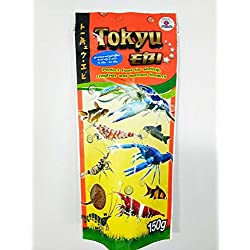 New Perfect food for shrimp, crayfish and bottom feeders 150g by Tokyo EBI