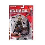 Metal Gear Solid 2 Sons of Liberty: Olga Action Figure