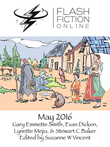 Flash Fiction Online - May 2016