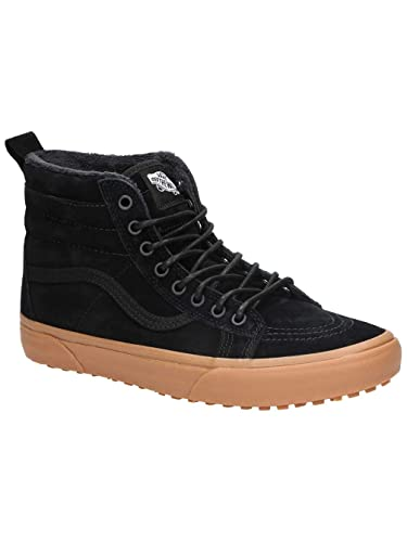 414bd7ae4d7a01 Vans Sk8-Hi MTE Trainers Black  Amazon.co.uk  Shoes   Bags
