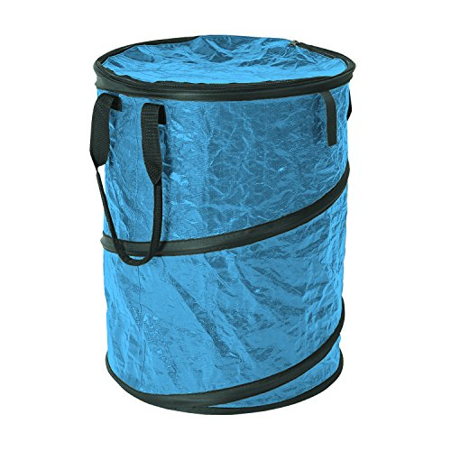 Price comparison product image Stansport Collapsible Campsite Carry-All/Trash Can - Blue