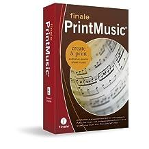 Finale PrintMusic 2011