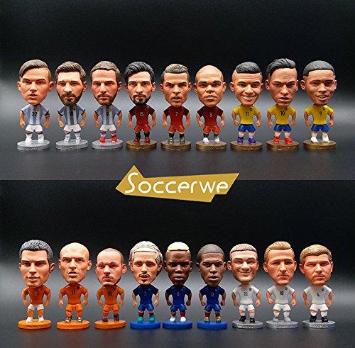 soccer stars figures - 5