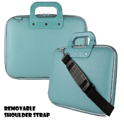 Cady Executive Leather Shoulder Bag For Microsoft Surface...
