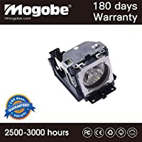 Mogobe For POA-LMP121 Compatible Projector Lamp for EIKI Sanyo LC-XL50(H) LC-XL51(H) LP-WXU30(K) LP-WXU700(W) LP-XU101(W) LP-XU LC-WB42N LC-WB42NA LC-XB41 LC-XB41N LC-XB42 LC-XB42N LC-XB43 by