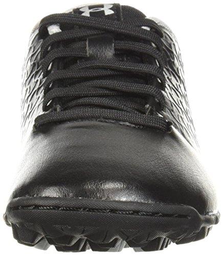 Under Armour UA Magnetico Select TF Jr, Zapatillas de Fútbol Unisex Niños Negro (Black)