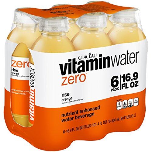 vitaminwater zero rise bottles 16 9 product image
