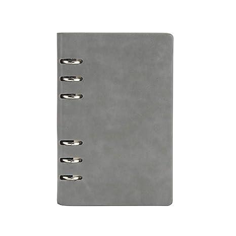 dulee nachfüllbare Ordenador Portatil Ring Binder estilo Diario, Cuaderno Diario y Executive Personal orig aniser