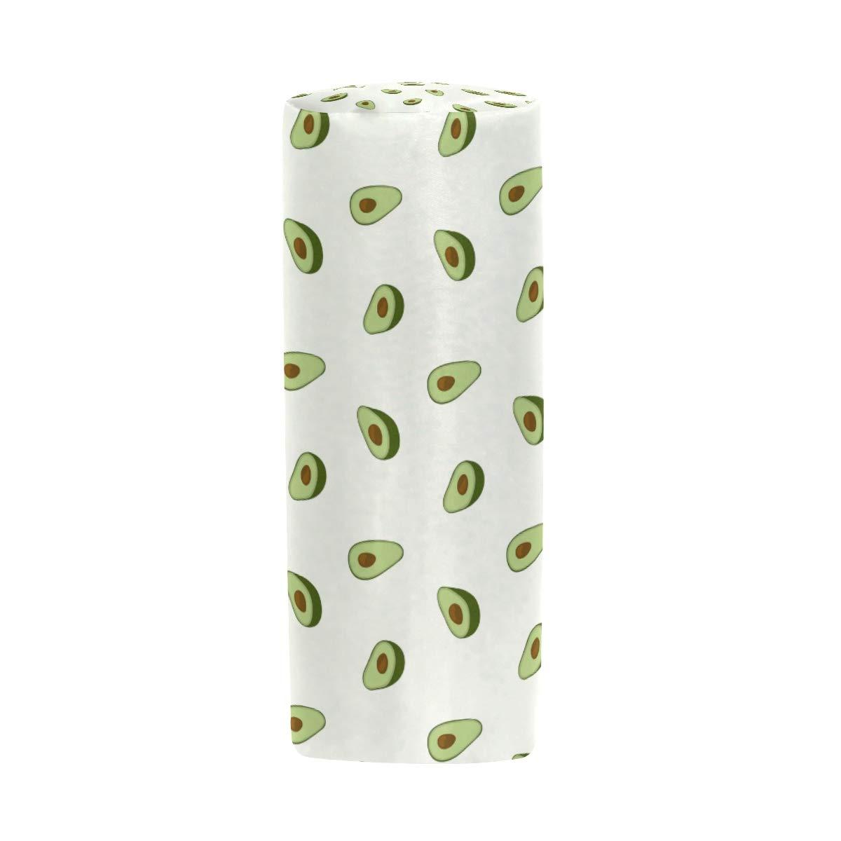 Amazon.com: AGONA Avocado - Estuche con cremallera, bolsa de ...